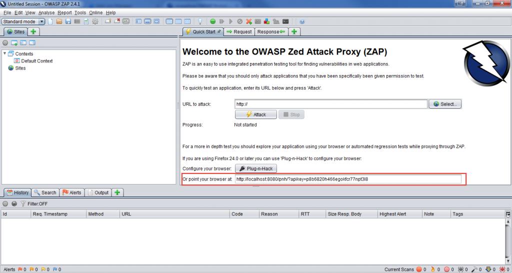 ZAP Installer